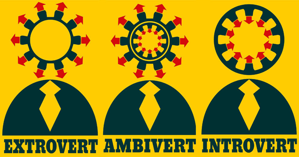 Do not Feel Like an Introvert or an Extrovert? Try Ambivert