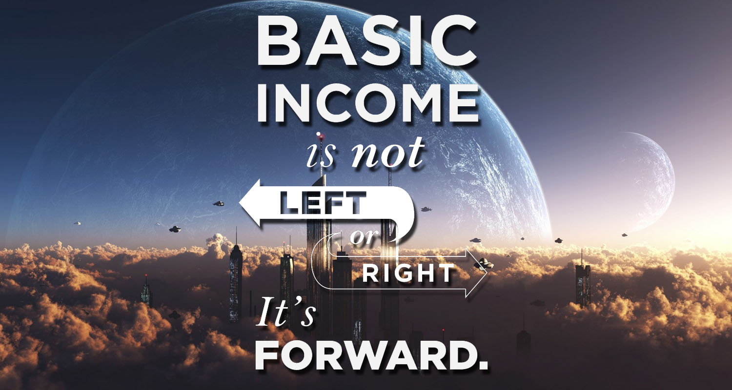 The Basic Income for Human Freedom in the Era of Automation