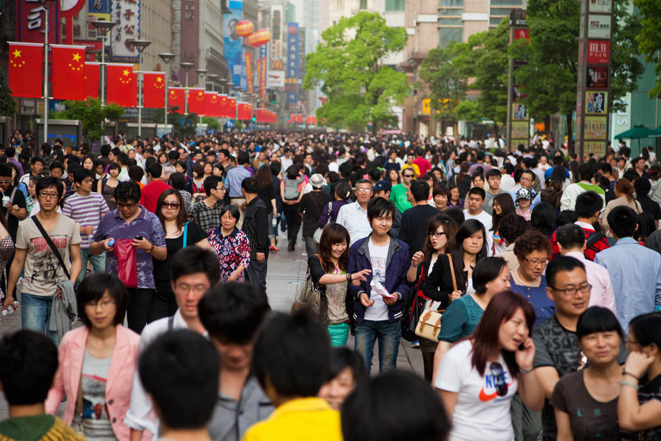 China Can Now Identify a Citizen Based on Their Walk