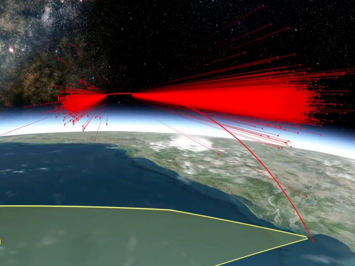 Nasa: Indias Satellite Destruction Could Endanger International Space Station