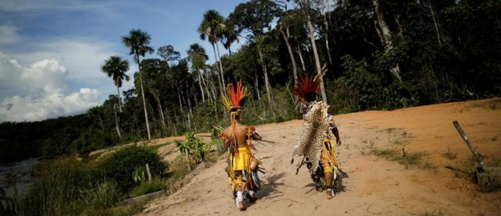 Indigenous Peoples are Crucial for Conservation