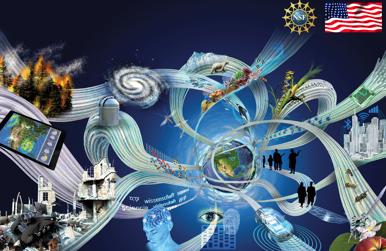 Transforming the World Through Science. National Science Foundation
