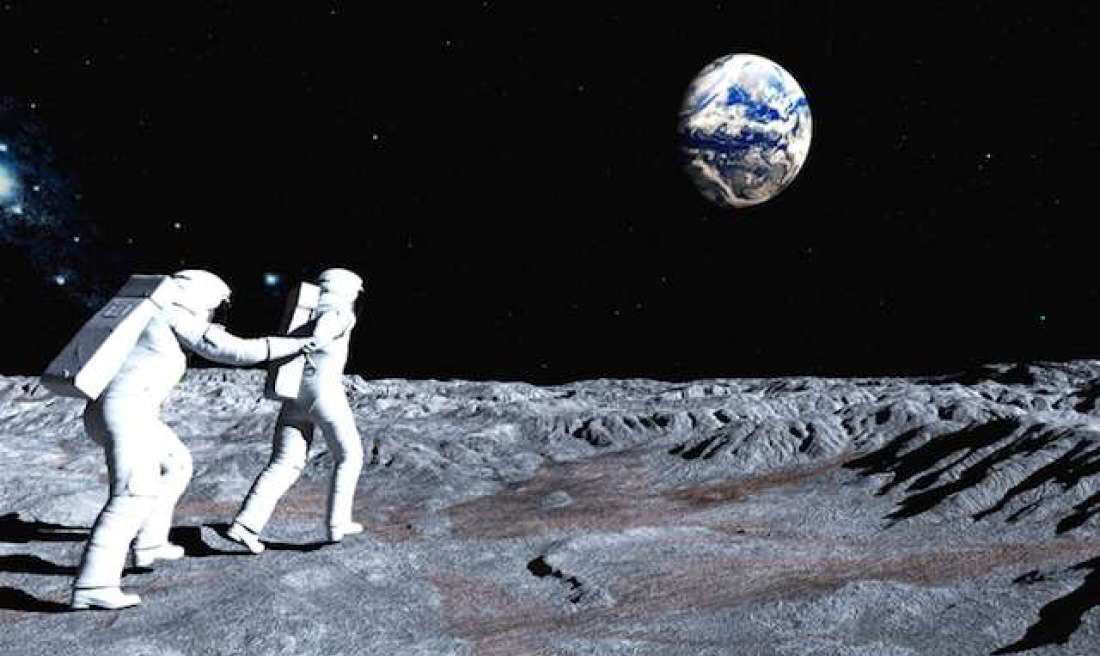 Want to Fly People to the Moon? Become a Commercial Astronaut