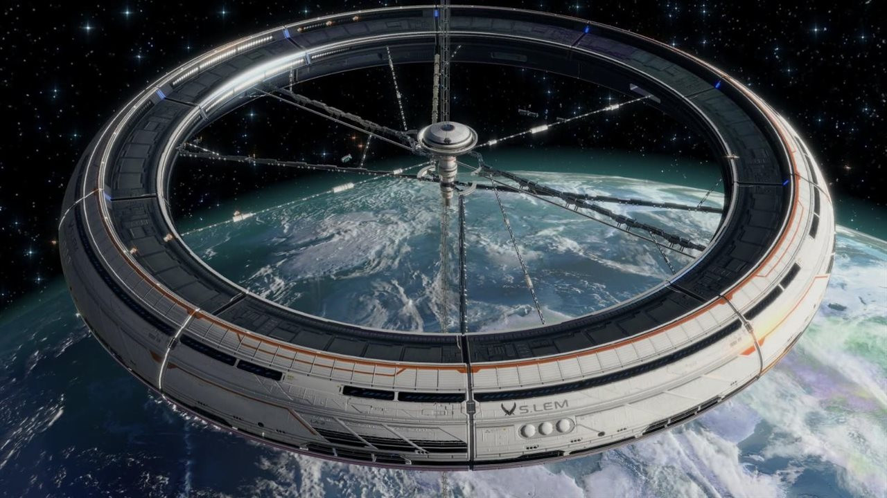 How a New U.S. Space Station Would Let Humanity Colonize the Solar System