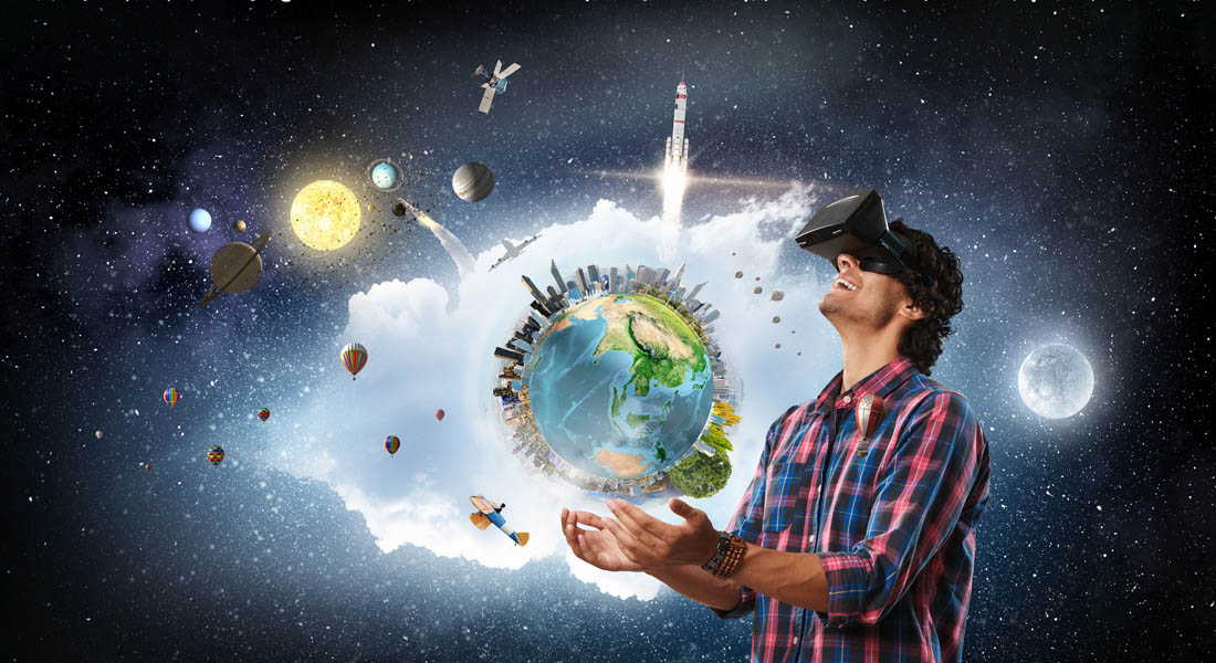 Virtual Reality Unlock the Human Capacity for Learning