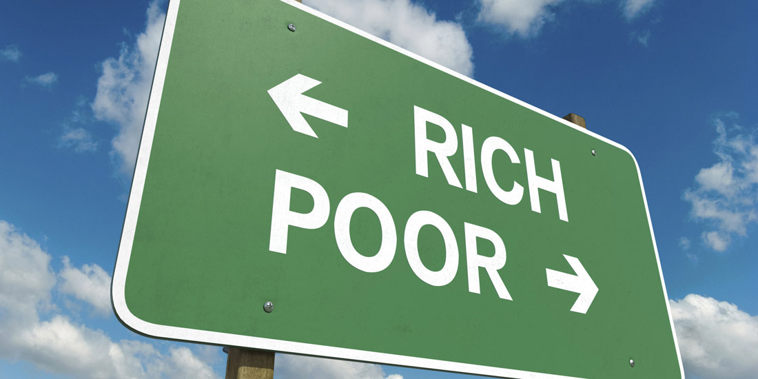 1% Wealthiest Americans Own 40% of the Countrys Wealth