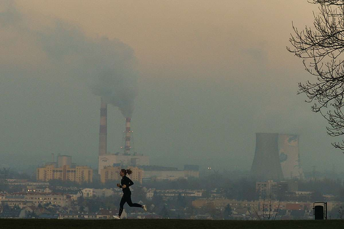 The Average Person in Europe Loses Two Years of Their Life Due to Air Pollution