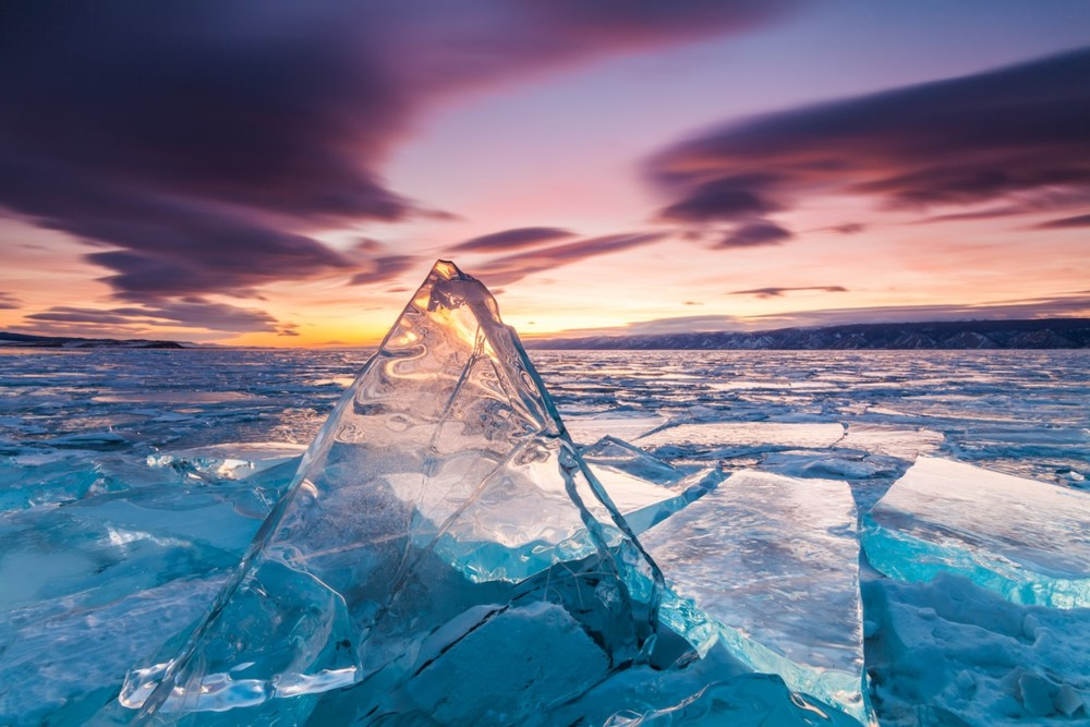 The Shrinking Arctic Ice Protects Us All. Its Time to Act