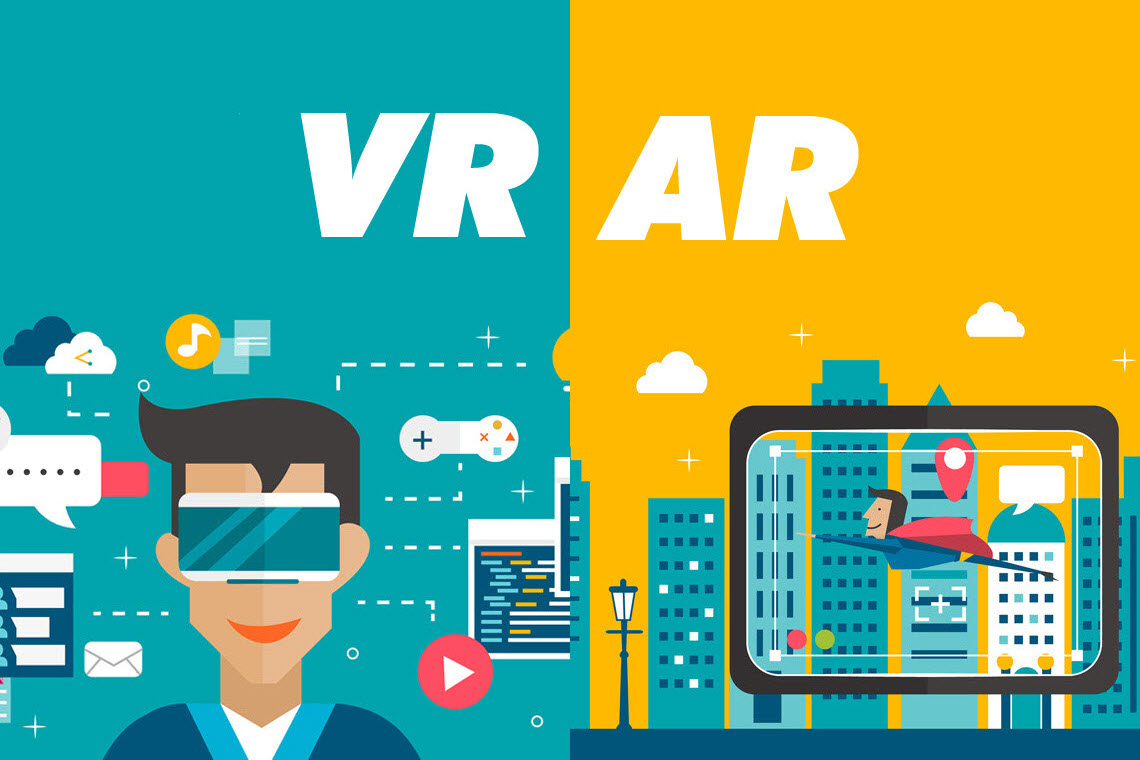 Top 5 Predictions for VR/AR Breakthroughs (2019-2024)