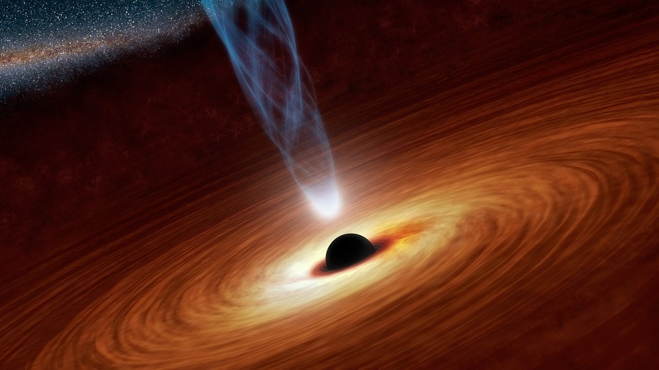 The History of Black Holes