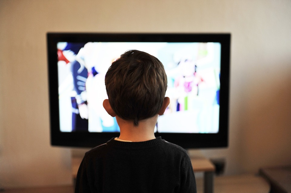 TV. How Much is Too Much for Our Kids?