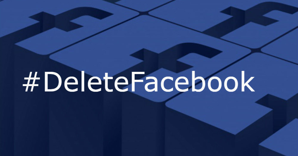If You Choose to #DeleteFacebook