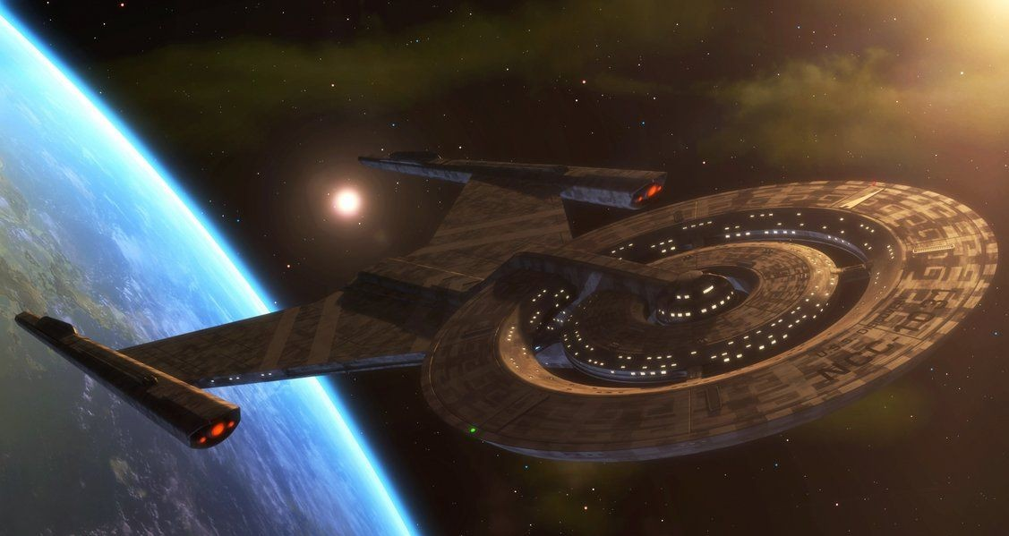 Star Trek's Formula for the Civilization of the Future