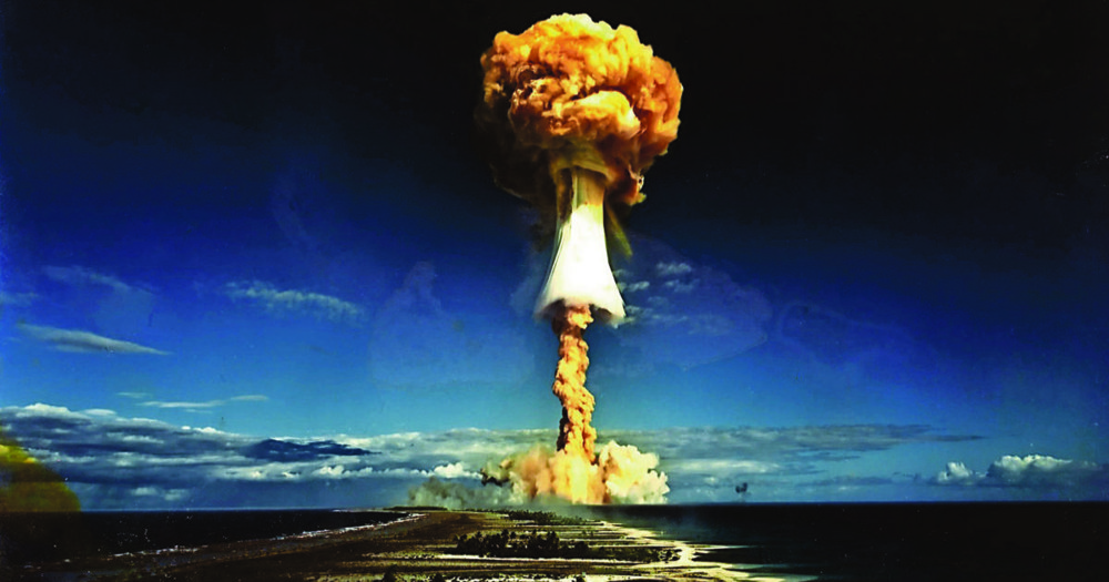 Former UN Chief: Risks of Nuclear Conflict 'Are Higher'
