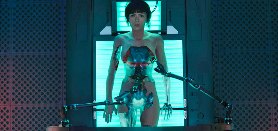 Creating a Real Ghost in the Shell