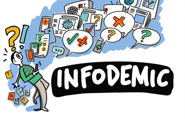 Managing the COVID-19 Infodemic: Promoting Healthy Behaviours and Mitigating the Harm from Misinformation and Disinformation