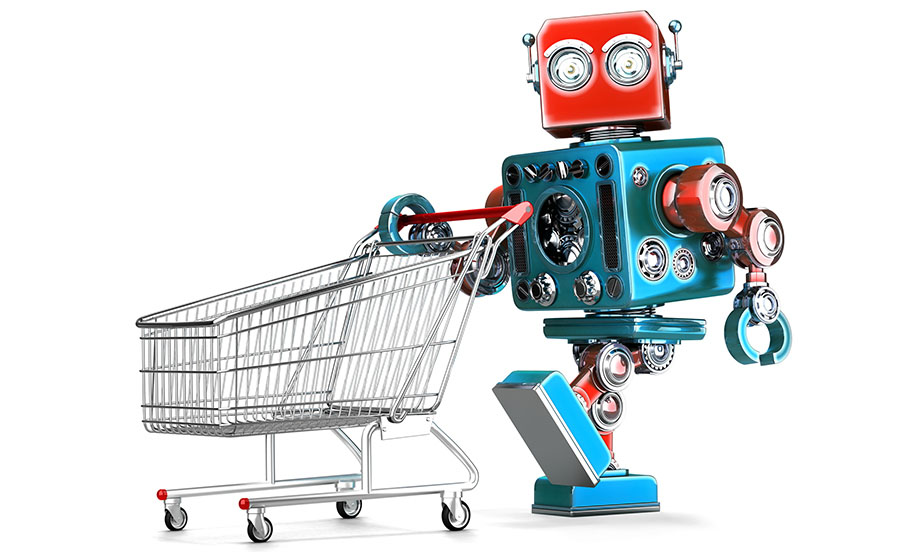 Retail Robots Are on the Rise - at Every Level of the Industry