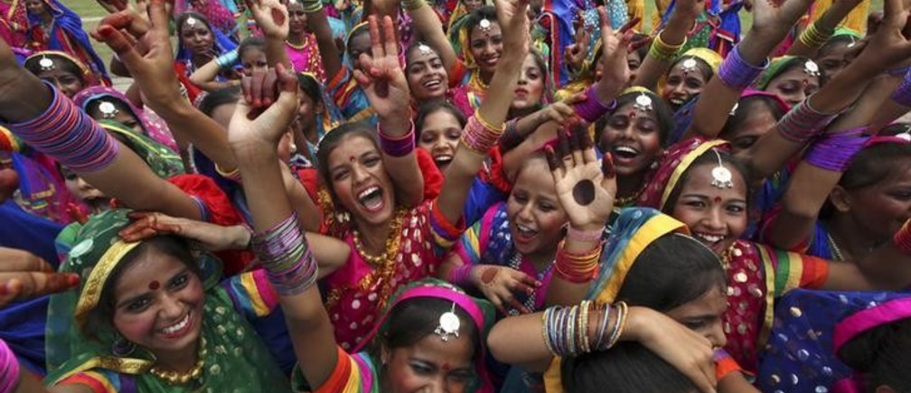 These Indian Schools are Giving Lessons in Happiness