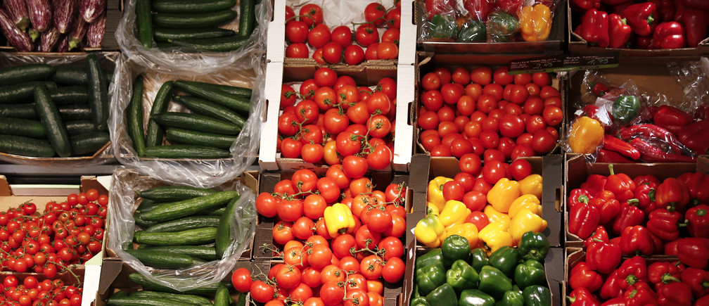 This is How Much Veg People in the EU are Really Eating