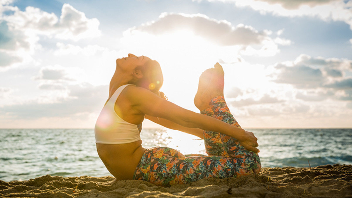 Science Shows Yoga May Protect Your Brain in Old Age